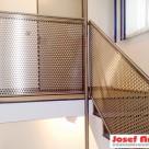 Treppengeländer_Lochblech